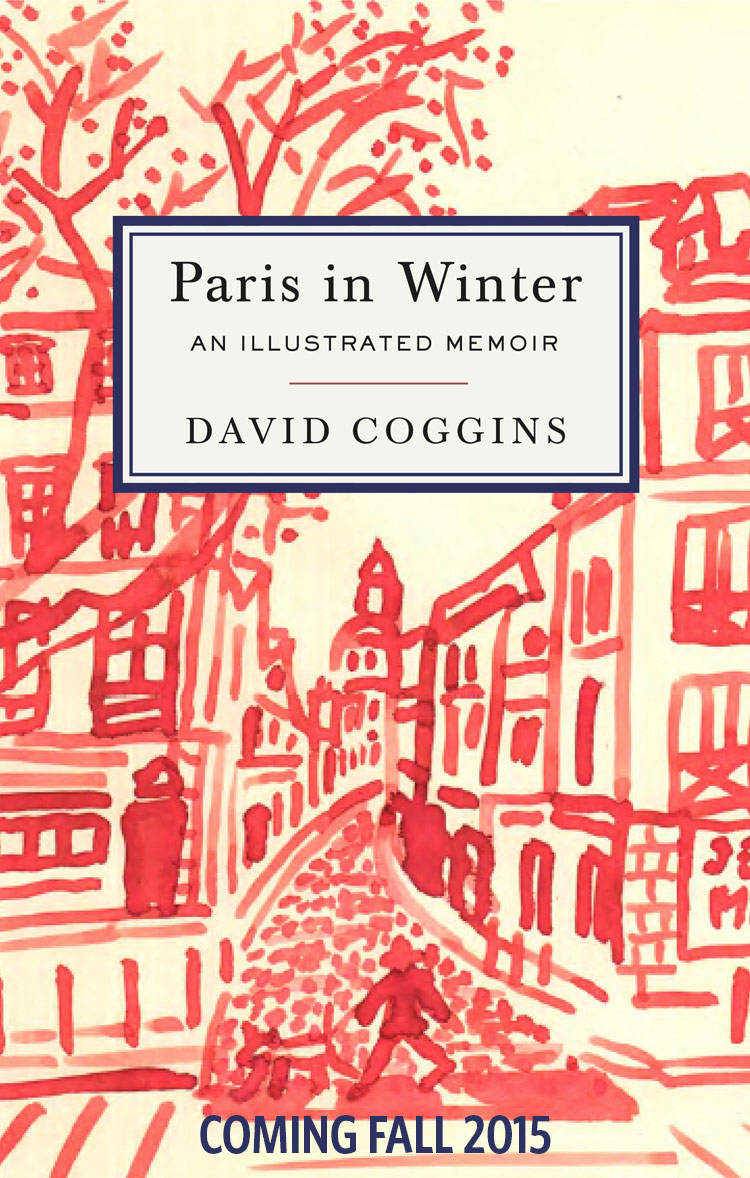 Paris in Winter Cover
